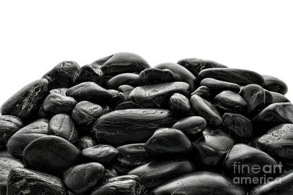 Photograph - Pile Of Stones by Olivier Le Queinec