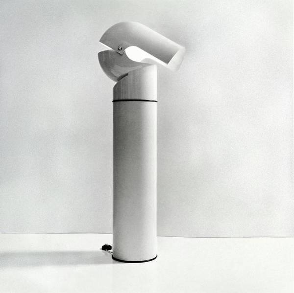Floor Lamp Photograph - Pileo Floor Lamp By Gae Aulenti by Tom Yee