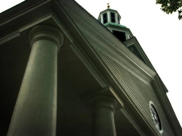 Photograph - Pillar Church by Michelle Calkins