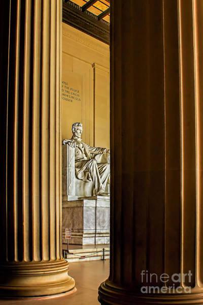 Photograph - Pillar Of Freedom by Nick Zelinsky