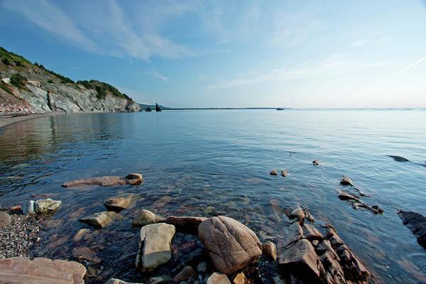 Wall Art - Photograph - Pillar Rock, Cape Breton by Andrea Schaffer