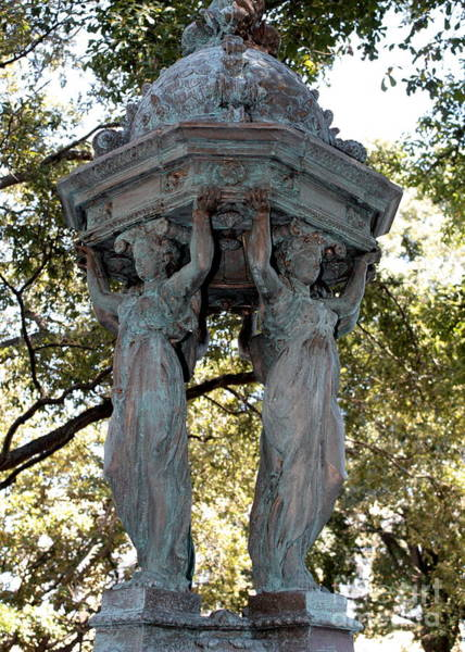 Photograph - Pillars Of New Orleans by Carol Groenen