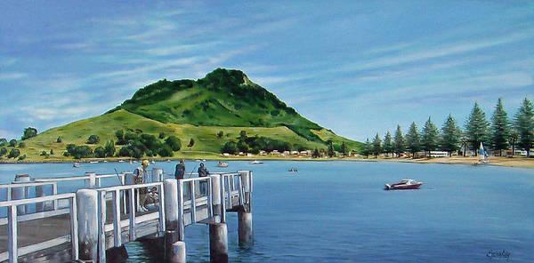 Painting - Pilot Bay 280307 by Sylvia Kula