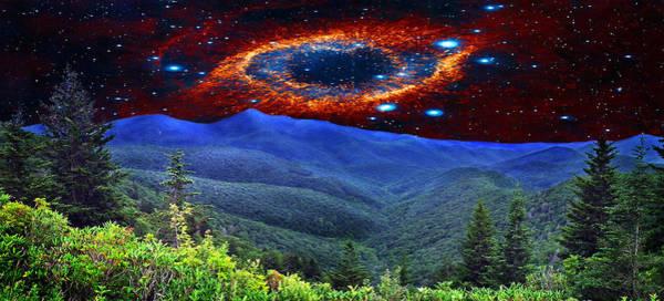 Photograph - Pilot Mountain Nova Event by Duane McCullough