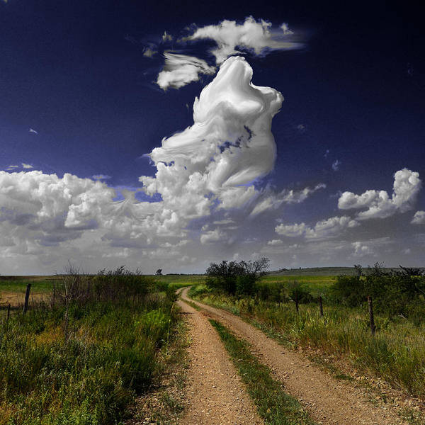 Photograph - Pin-up Sky by Brian Duram