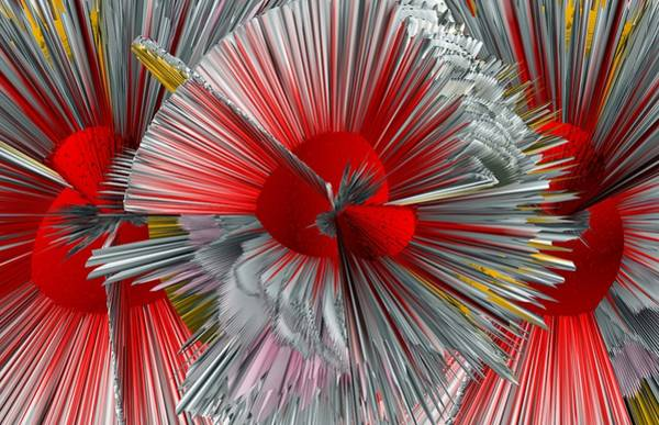 Digital Art - Pinache 1 by Angelina Tamez