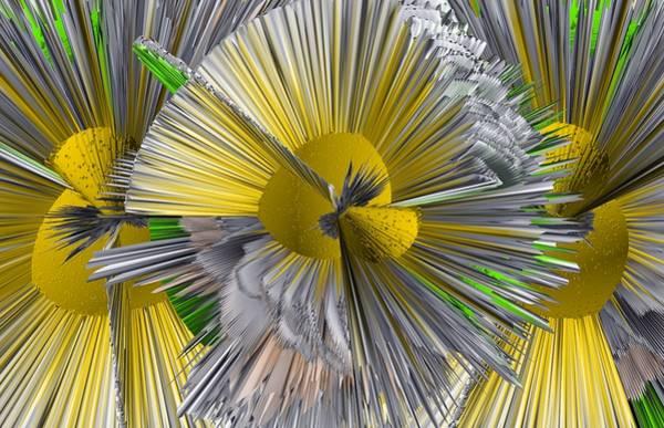 Digital Art - Pinache 2 by Angelina Tamez
