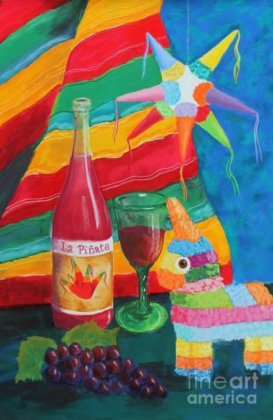 Pastel - Pinata by Melinda Etzold