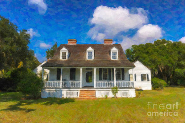 Photograph - Pinckney Home by Dale Powell