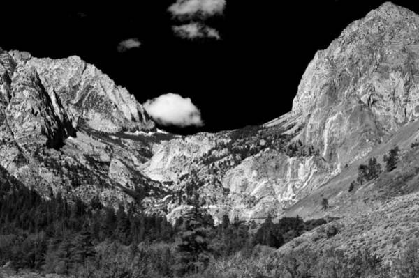 Eastern Sierra Photograph - Pine Creek by Cat Connor