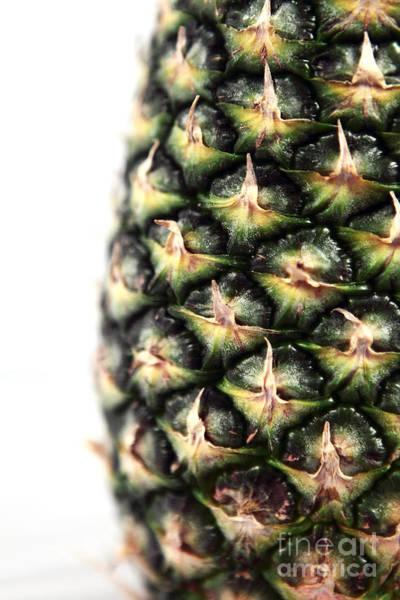 Photograph - Pineapple Half by John Rizzuto