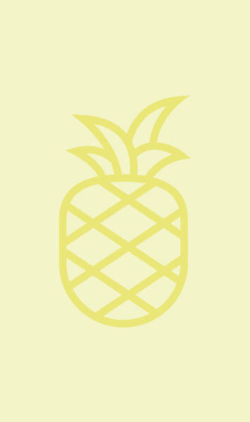 Pineapples Digital Art - Pineapple by Pixels