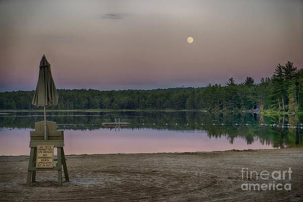 Poconos Wall Art - Photograph - Pinecrest Lake Pocono Mountains 3 by Jack Paolini