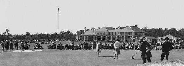 Unknown Photograph - Pinehurst Resort & Country Club by Artist Unknown