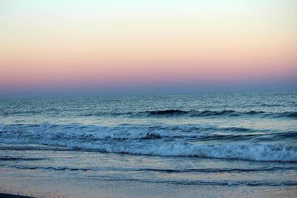 Photograph - Pink And Blue Sky by Cynthia Guinn