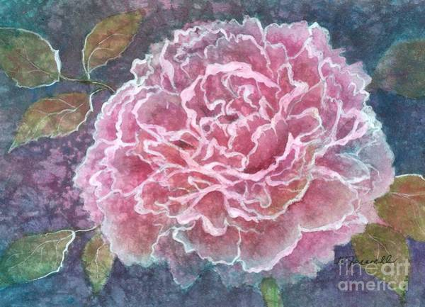 Wall Art - Painting - Pink Beauty by Barbara Jewell