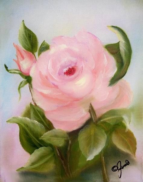 Painting - Pink Beauty by Joni McPherson