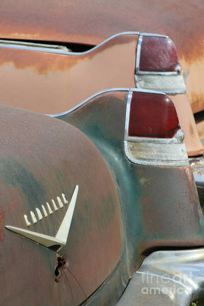 Photograph - Pink Cadillac by Crystal Nederman