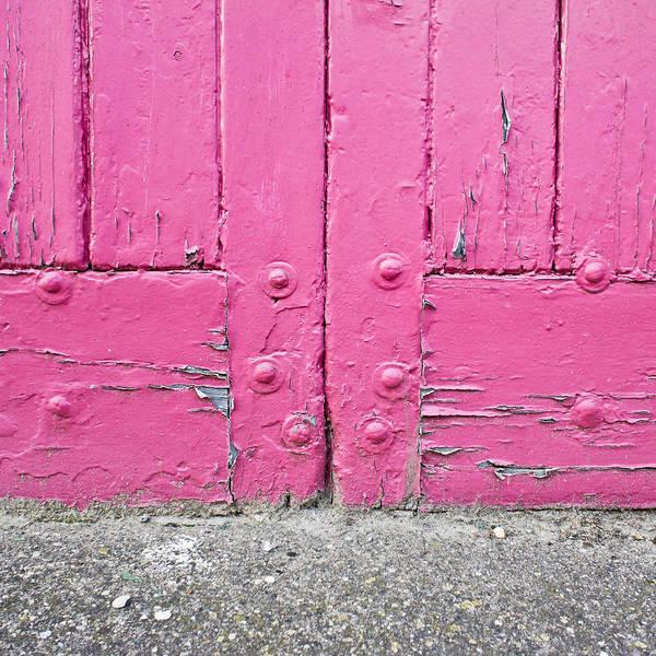 Wall Art - Photograph - Pink Door by Tom Gowanlock