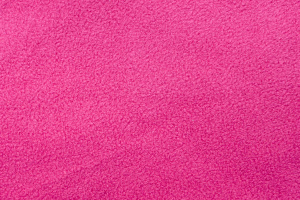 Synthetic Photograph - Pink Fleece by Tom Gowanlock