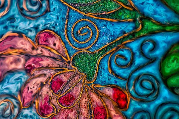 Photograph - Pink Flower by Omaste Witkowski