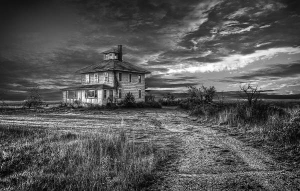 Photograph - Pink House by Rick Mosher