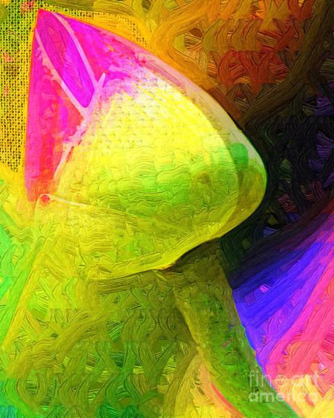 Respect Digital Art - Pink Lotus by Rames Ratyantarakor