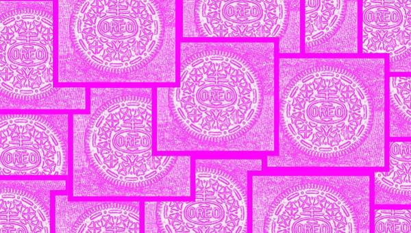 Nabisco Photograph - Pink Oreos For The Cure by Rob Hans