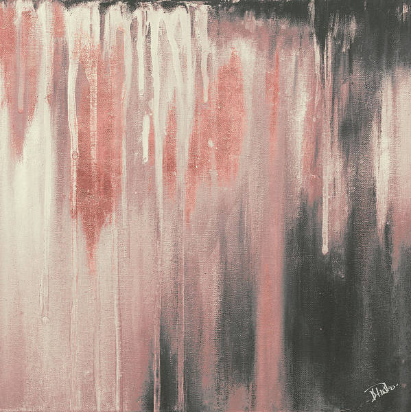 Paysage Wall Art - Painting - Pink Paysage I by Patricia Pinto