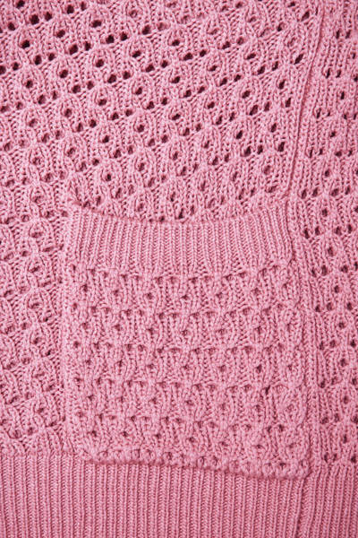 Weaving Photograph - Pink Pocket by Tom Gowanlock