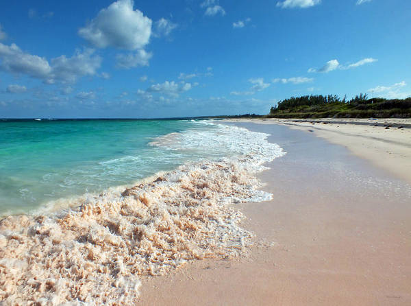 Photograph - Pink Sand Beach 2 On Eleuthera by Duane McCullough