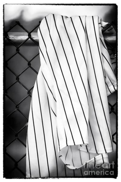 Photograph - Pinstripes by John Rizzuto