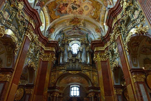 Photograph - Pipe Organ by John Johnson