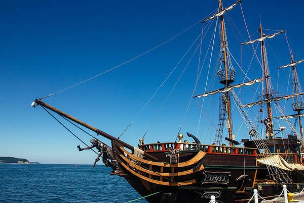 Wall Art - Photograph - Pirate Ship by Pati Photography