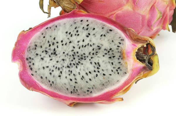 Wall Art - Photograph - Pitahaya Fruit by Bildagentur-online/o.diez/science Photo Library