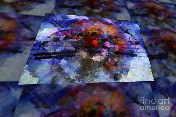 Digital Art - Pitch Space 4 by Lon Chaffin