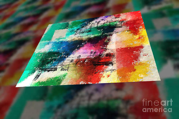 Digital Art - Pitch Space 6 by Lon Chaffin