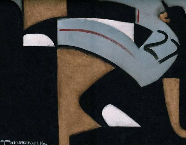 Juan Marichal High Leg Kick  Art Print Art Print