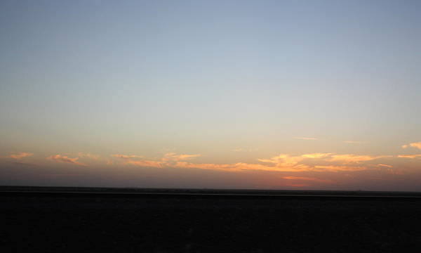 Photograph - Plain Sunset by Daniel Schubarth