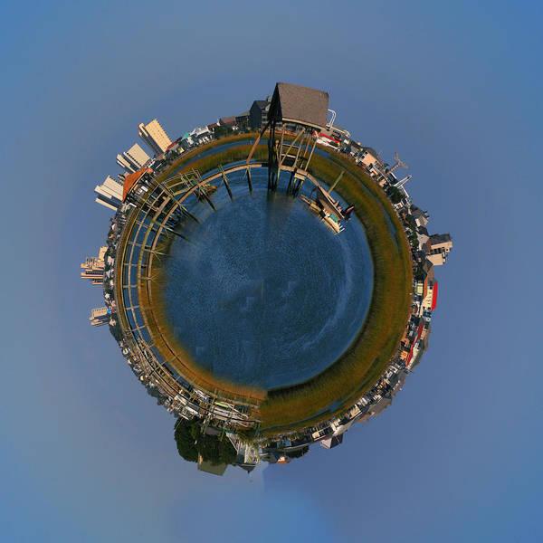 Photograph - Planet Murrells Inlet by Bill Barber