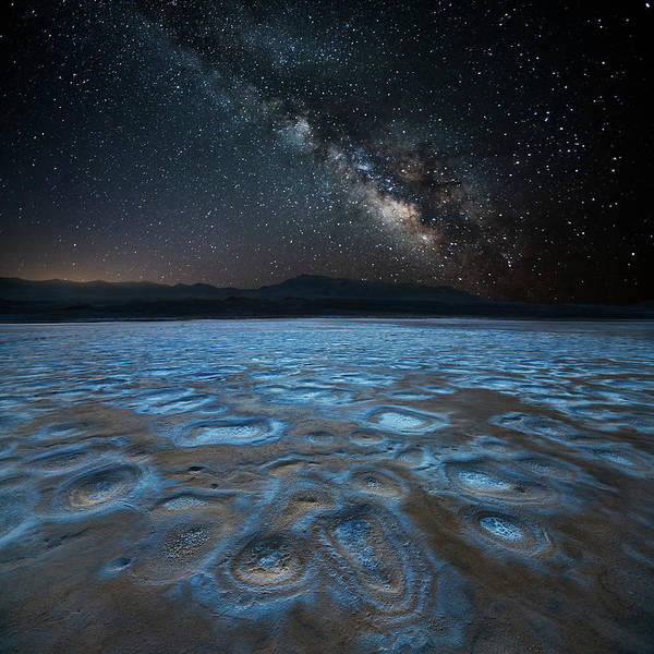 Death Valley Photograph - Planet X by John Fan