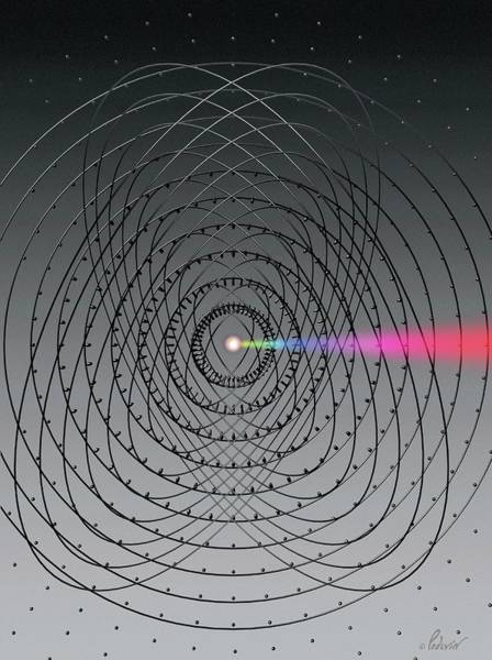 Nano-technology Wall Art - Photograph - Plasmonics by Jean-francois Podevin/science Photo Library