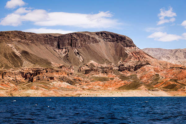 Photograph - Plateau Above Lake Mead Too by  Onyonet  Photo Studios