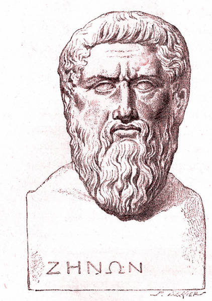 Dialogue Photograph - Plato by Collection Abecasis