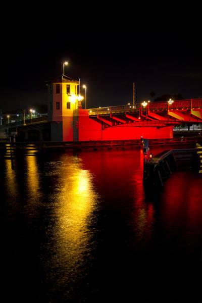 Photograph - Platt Street Bridge by Ben Shields