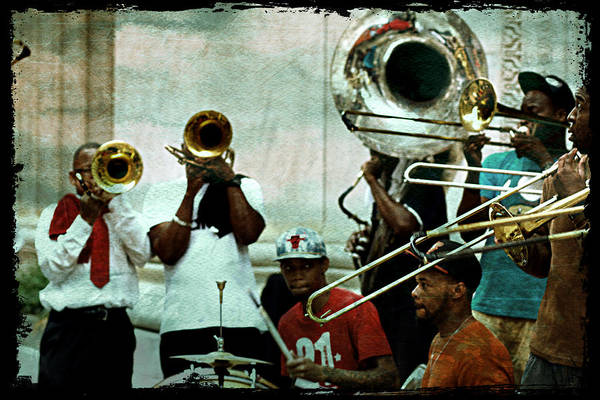 Photograph - Play That Trumpet by Alice Gipson