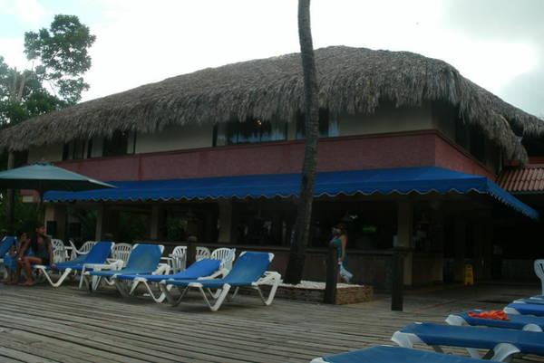 Puerto Plata Photograph - Playa Dorada Resort And Bar by Elvis Navarro