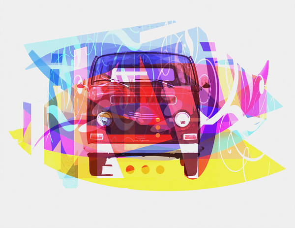 Transport Drawing - Playing Shapes Cars 01 by MGL Meiklejohn Graphics Licensing