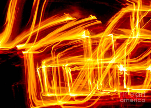 Photograph - Playing With Fire 7 by Cheryl McClure