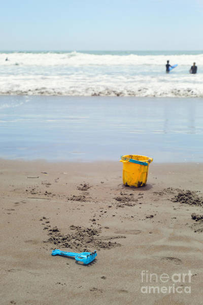 Photograph - Playtime At The Beach by Cindy Garber Iverson